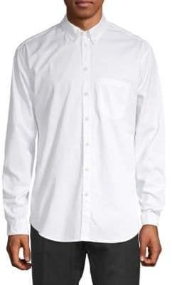 DKNY Classic Button-Down Shirt