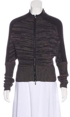 Calvin Klein Wool Dolman Sleeve Cardigan