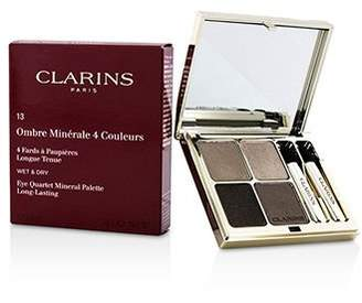 Clarins Eye Quartet Mineral Palette - # 13 Skin Tones