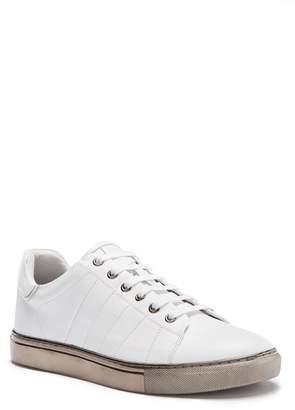 Badgley Mischka Hackman Leather Sneaker