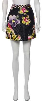 Matthew Williamson Wool & Silk-Blend Skirt