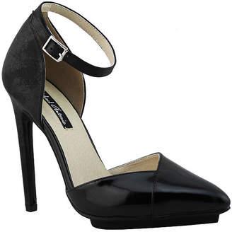 Michael Antonio Womens Laila-Pat Heeled Sandals