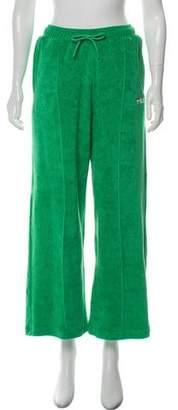 Fila High-Rise Wide Pants