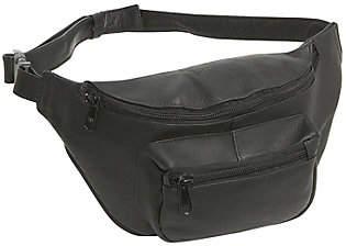 Le Donne Leather Classic Fanny Pack/Waist Bag