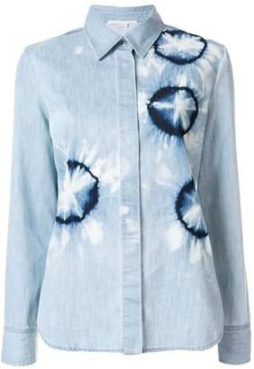 Stella McCartney tie-dye denim shirt