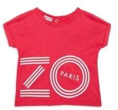 Kenzo Baby's Logo T-Shirt