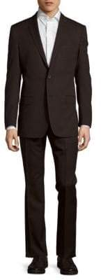 Versace Abito Solid Suit