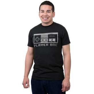 "Fifth Sun Big & Tall Men's Player One"" Controller Graphic Tee"