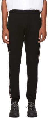 Prada Black Side Stripe Sweatpants