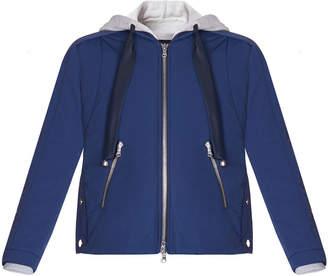 Veronica Beard Norton Bomber Jacket