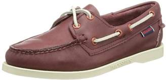 Sebago Women's Docksides Boat Shoes 3.5 UK, 36 EU, Wide