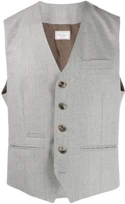 twill waistcoat