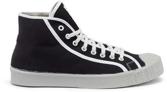 Spalwart 'Special Mid' canvas high top sneakers