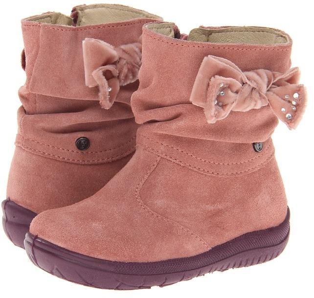 Naturino Falcotto 1244 FA13 (Toddler) (Pink) - Footwear
