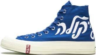 Converse Chuch 70 HI - 'Kith Friends and Family' - Lapis Blue/White