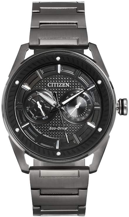 Citizen Drive From Citizen Eco-Drive Men's CTO Stainless Steel Watch - BU4025-59E