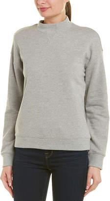 Derek Lam 10 Crosby Mock Neck Sweater