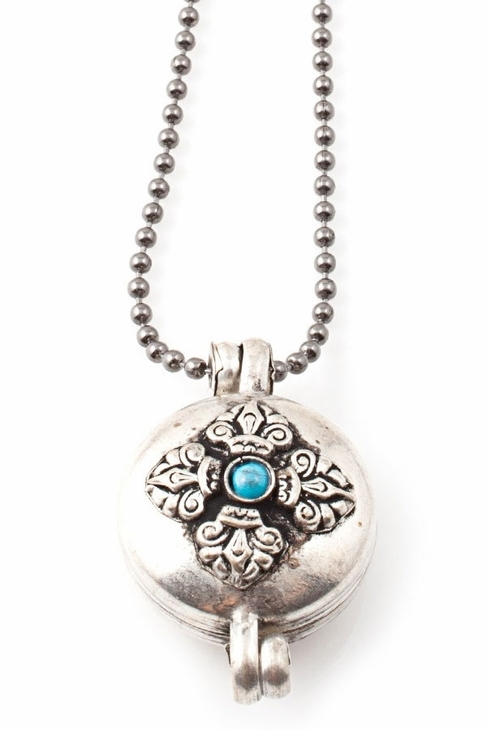 Vanessa Mooney ISI Necklace in Silver
