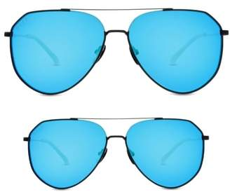 DIFF Mommy & Me Dash 2-Pack Aviator Sunglasses