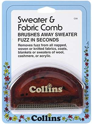 Collins D-Fuzz-It Fabric and Sweater Comb