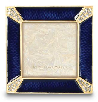 Jay Strongwater Leland Indigo Pave Corner 2