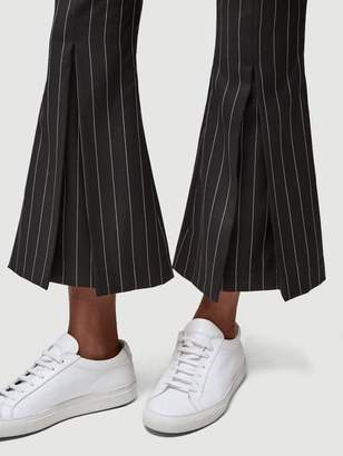 Frame Pleated Crop Pant