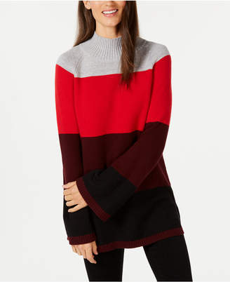 Charter Club Flare-Sleeve Sweater