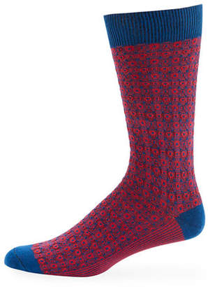Ace & Everett Men's Stanton Two-Tone Socks