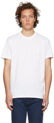 Givenchy White Star T-Shirt
