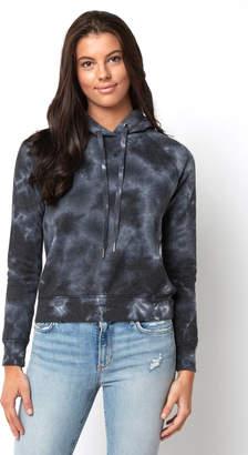 Z Supply Tie Dye Loft Hooded Pullover