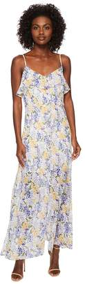CeCe Liza - Sleeveless Floral Maxi Dress Women's Dress