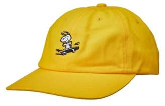 b5c9d0971a1 at Urban Outfitters · HUF x Peanuts Snoopy Sk8 CV 6 Panel Hat