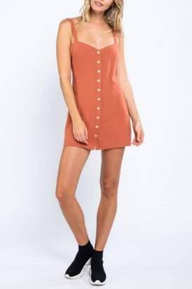 skylar madison Button-Down Dress