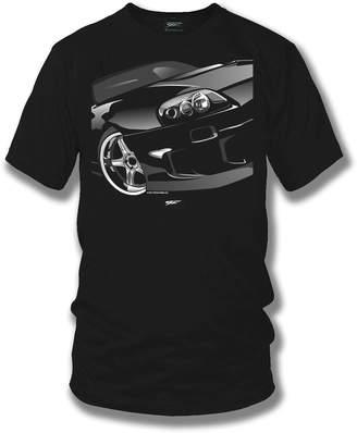 Supra Toyota Shirt, Tuner Car Shirt, Import Car - Wicked Metal