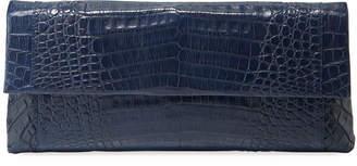 Nancy Gonzalez Gotham Crocodile Clutch Bag