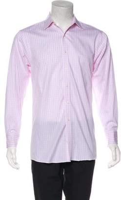 MICHAEL Michael Kors Check Dress Shirt