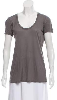 The Row Scoop Neck T-Shirt