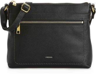 Fossil Evie Leather Crossbody Bag - Women's