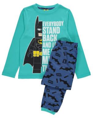 Batman George LEGO The Movie Pyjamas