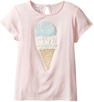 Mud Pie - Ice Cream Cone Shirt Girl's T Shirt $20 thestylecure.com