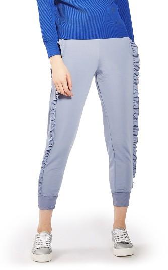 TopshopWomen's Topshop Ruffle Jogger Pants