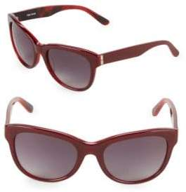Vera Wang 54MM Butterfly Sunglasses