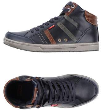 Levi's High-tops & sneakers