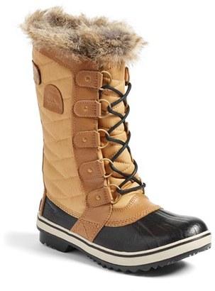 Women's Sorel 'Tofino Ii' Faux Fur Lined Waterproof Boot $169.95 thestylecure.com