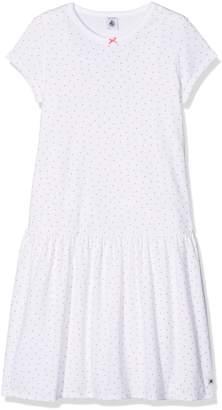Petit Bateau Girl's Chemise DE NUIT 28914 Nightie