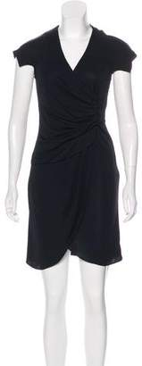 Derek Lam Draped Mini Dress