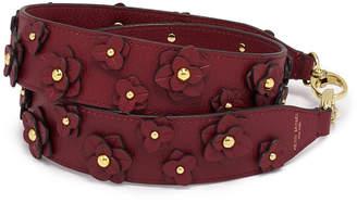 Henri Bendel Floral Applique Bag Strap