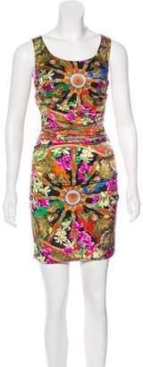 Dolce & Gabbana Silk Sheath Dress
