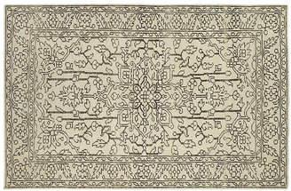 One Kings Lane Ainslee Rug - Beige/Ivory