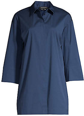 Lafayette 148 New York Women's Wade Tunic Shirt